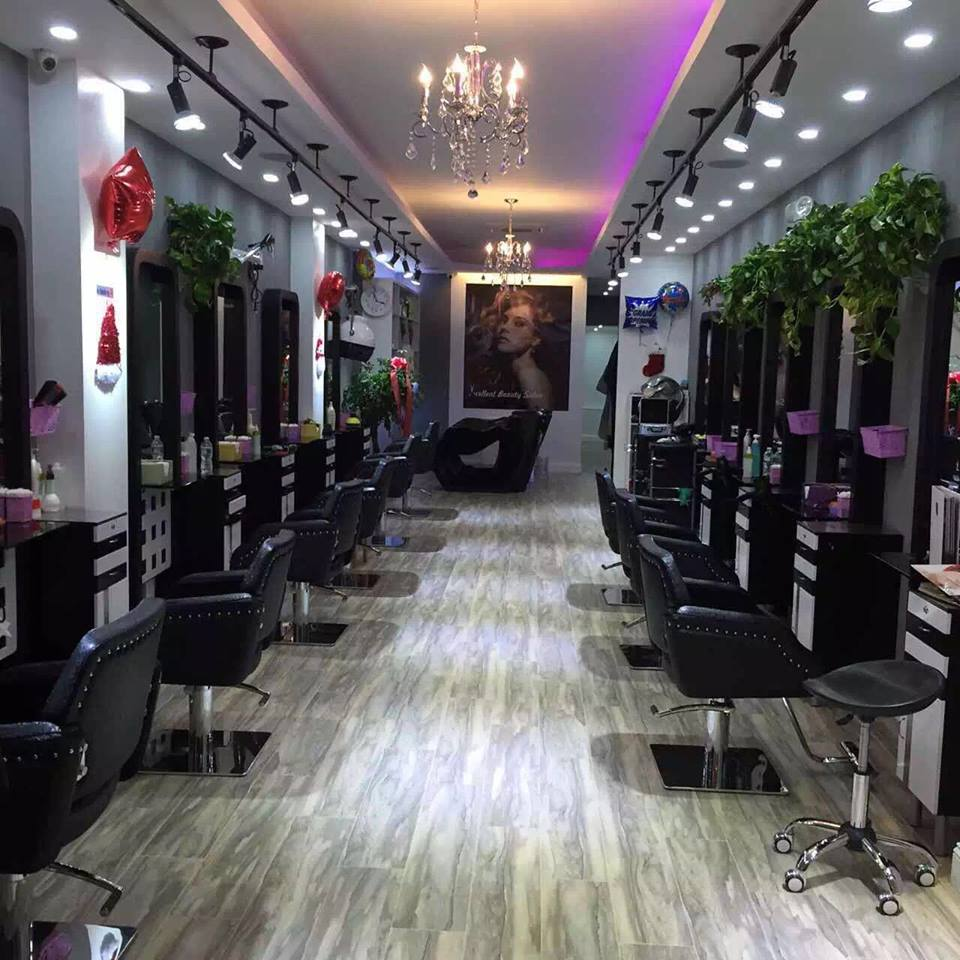 Xcellent Beauty Salon Grand Opening